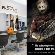 Parodie Franck Provost