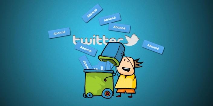 twitter supprimer ses abonnes automatiquement
