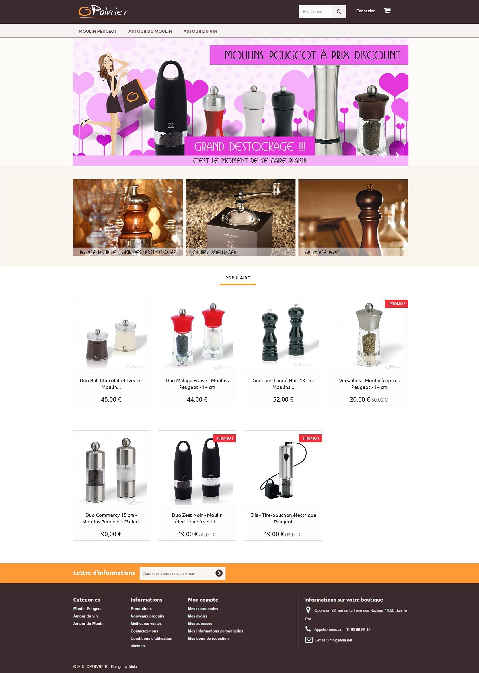 opoivrier site web