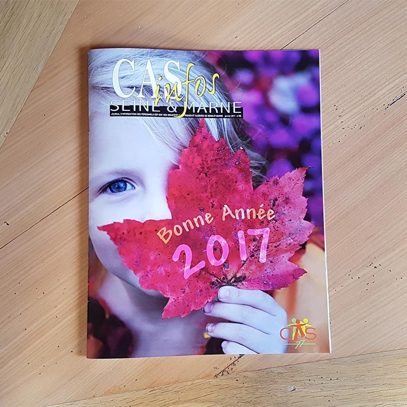 Magazine CMCAS