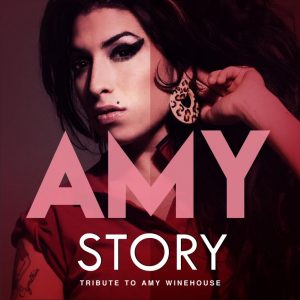 Amy Winehouse Tribute Affiche