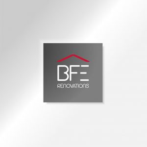 creation de logo BFE Rénovations