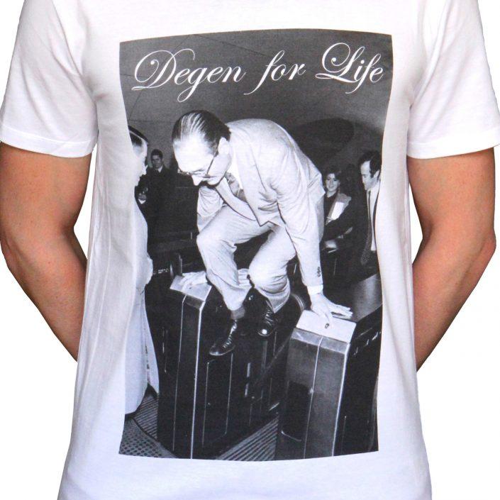 T-shirt Chirac
