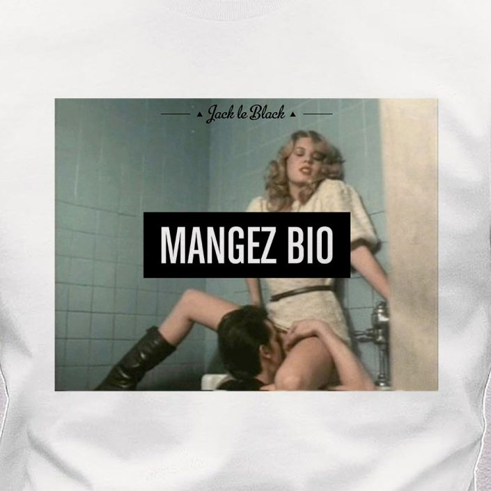 t-shirt-provocation Mangez Bio