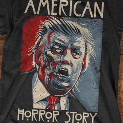 T-shirt Trump