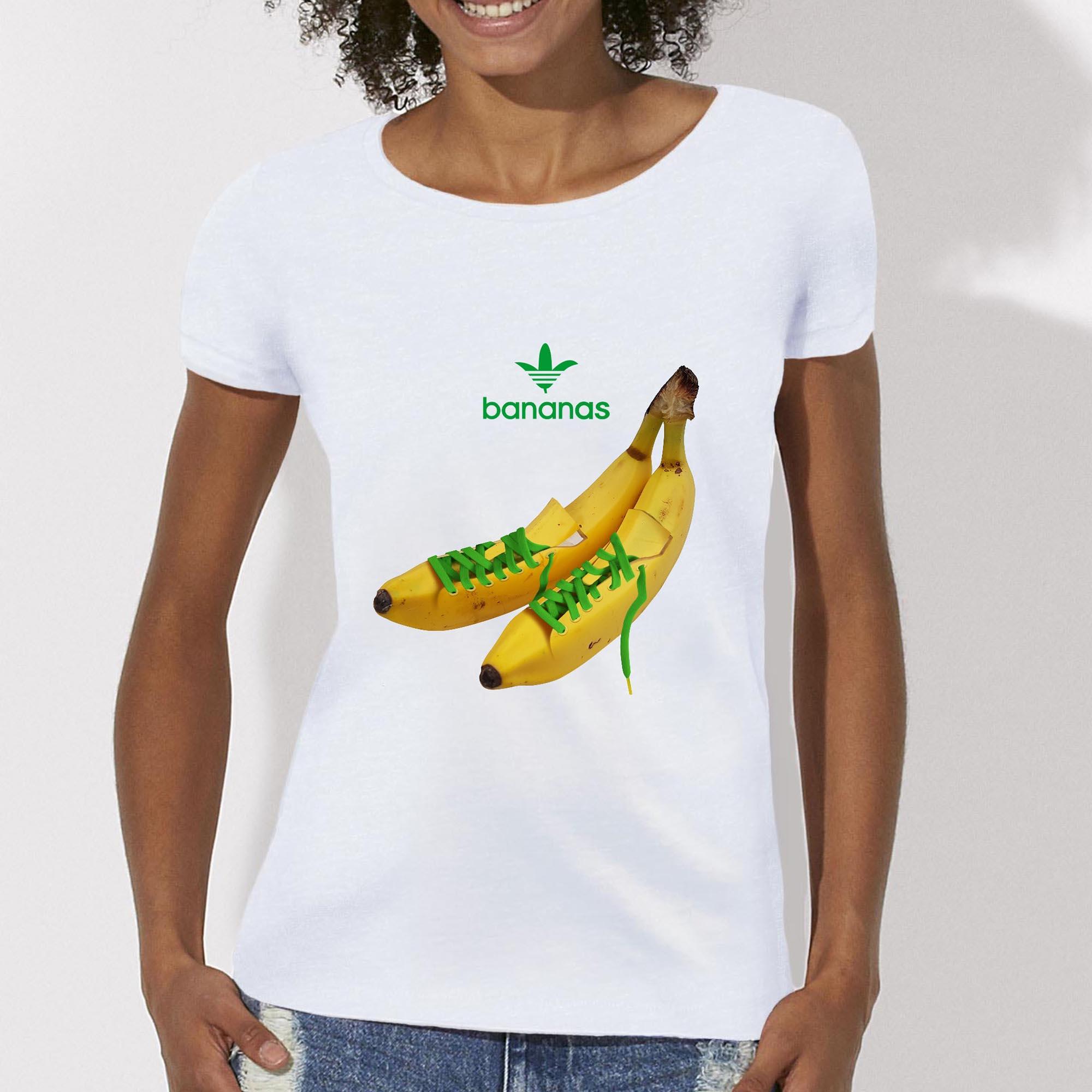 88fc969d8427 ... T-shirt Original Bananas. Continuons dans le détournement ...