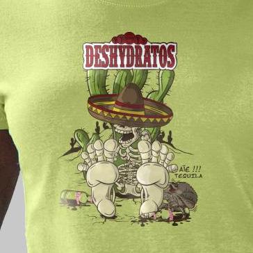 T-shirt parodie Desperados