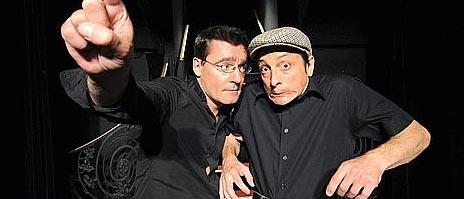 Manu Joucla et Eric Massot