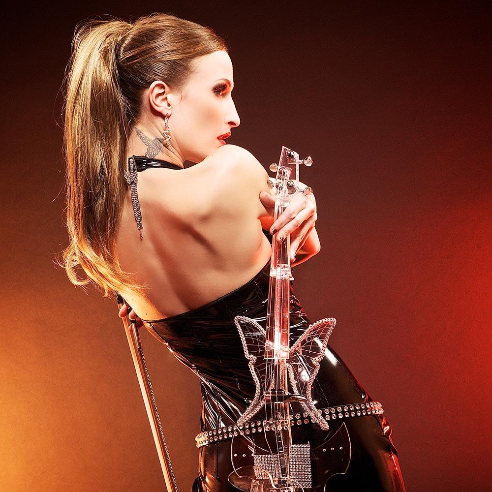 Angie violoniste