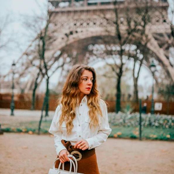 Blogueuse Elodie in Paris