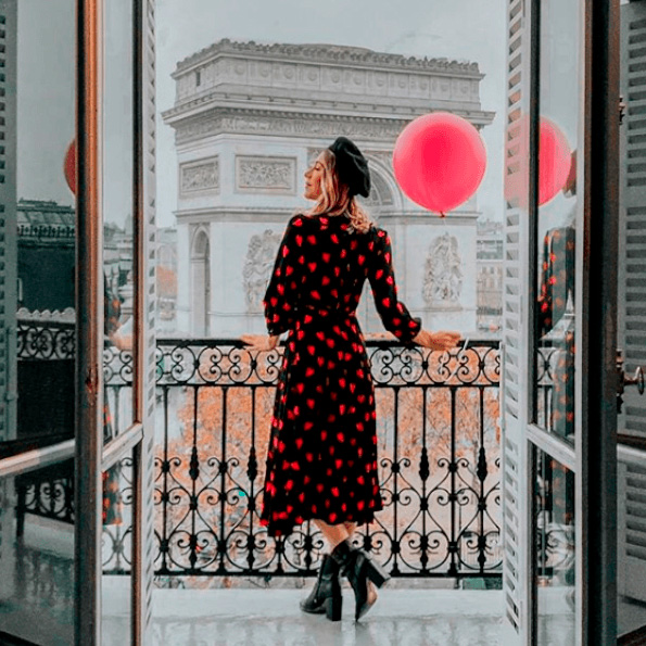 Blogueuse the Balloon Diary